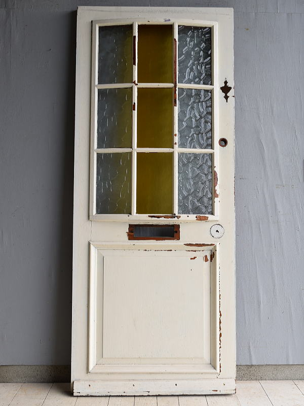 イギリス アンティーク ドア 扉 建具 7589
