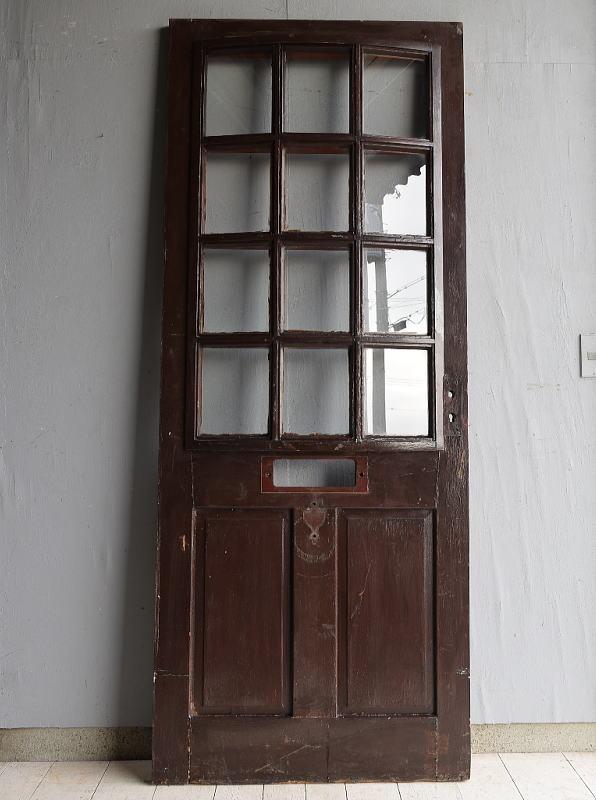 イギリス アンティーク ドア 扉 建具 7590