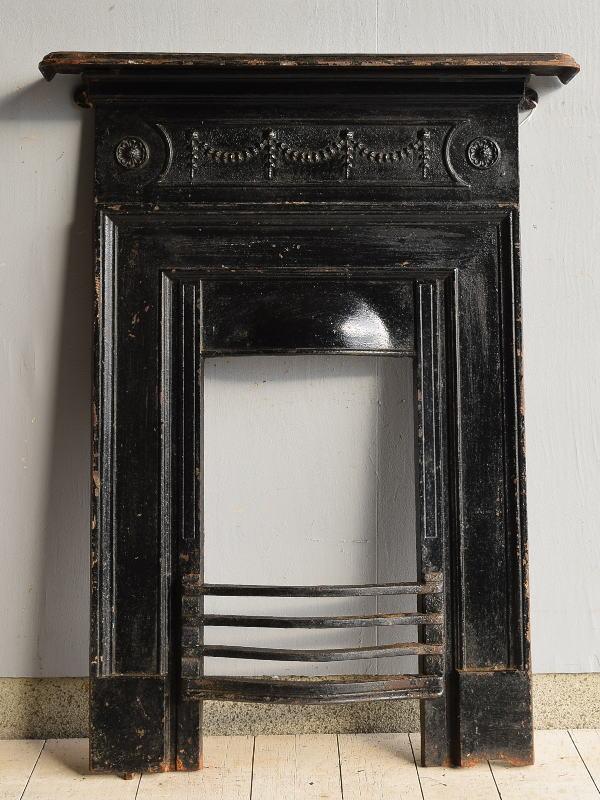 イギリス アンティーク ファイヤープレイス 暖炉 ディスプレイ 7613