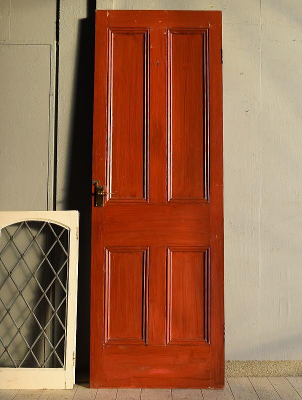 イギリス アンティーク ドア 扉 建具 7634
