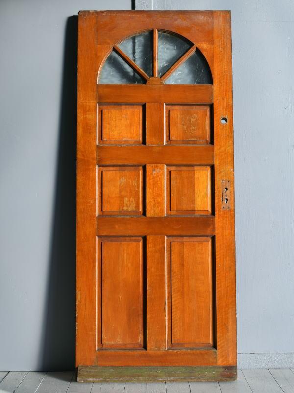 イギリス アンティーク ドア 扉 建具 7701