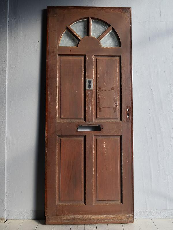 イギリス アンティーク ドア 扉 建具 7710