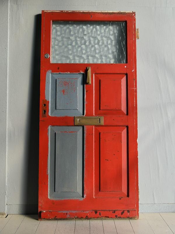 イギリス アンティーク ドア 扉 建具 7715