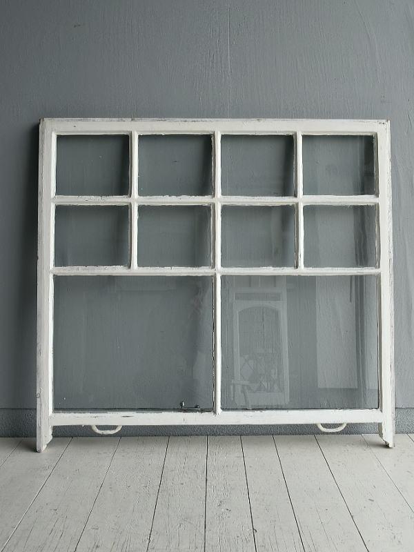 イギリス アンティーク 窓 無色透明 7724C