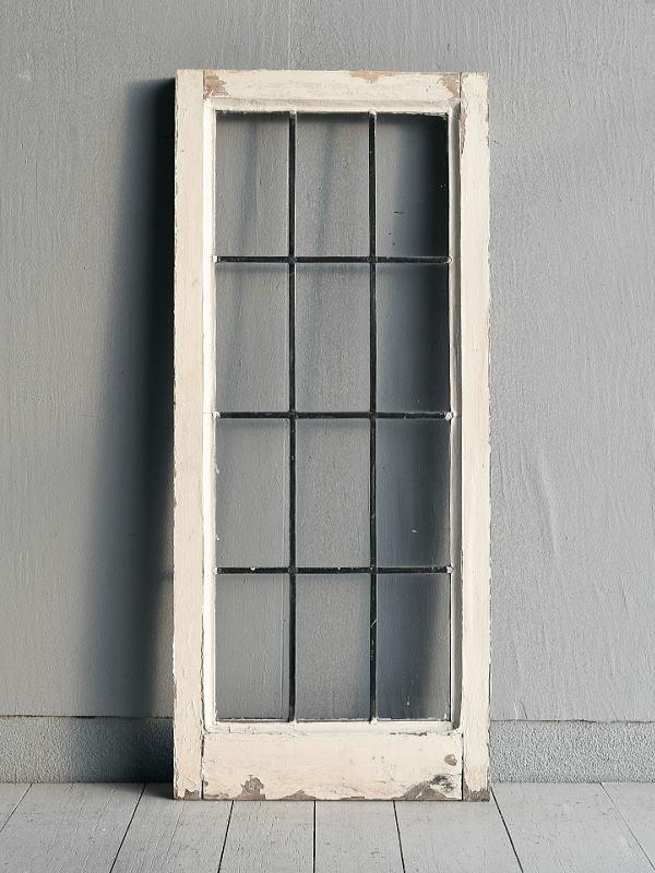 イギリス アンティーク 窓 無色透明 7734B
