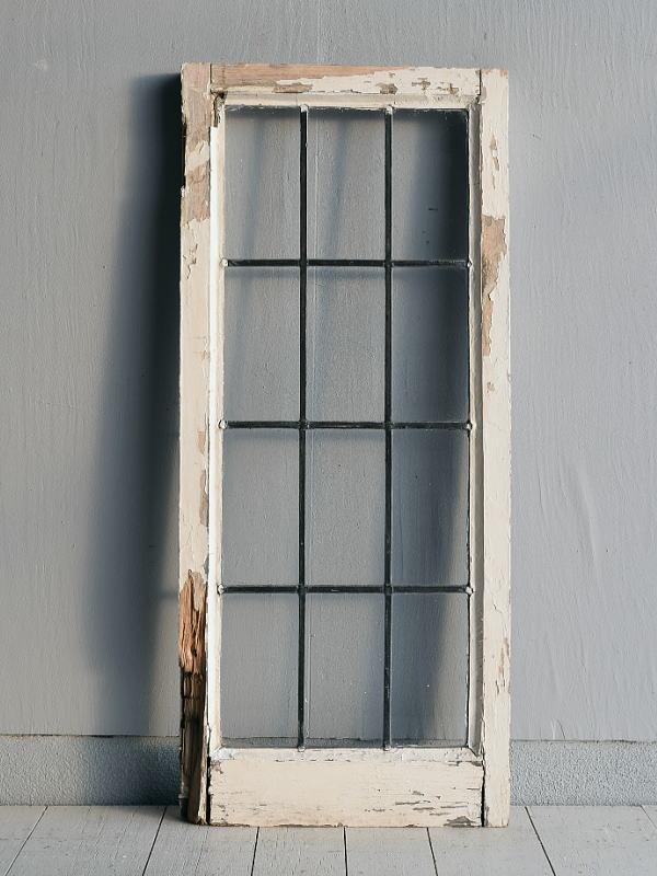イギリス アンティーク 窓 無色透明 7734C