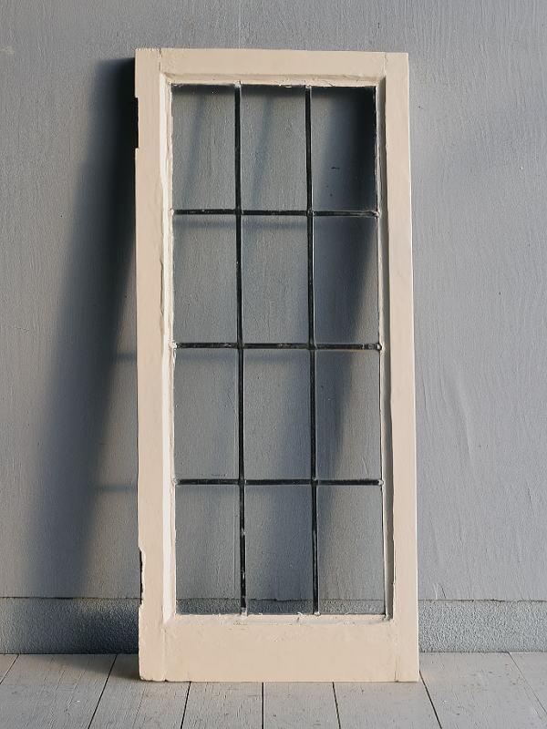 イギリス アンティーク 窓 無色透明 7734D