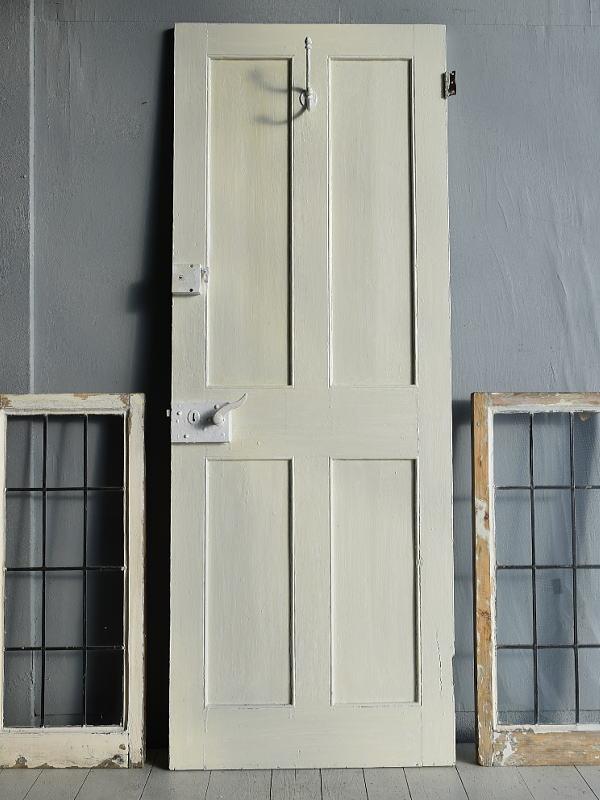 イギリス アンティーク ドア 扉 ディスプレイ 建具 7749
