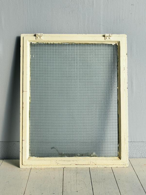 イギリス アンティーク 窓 無色透明 7752
