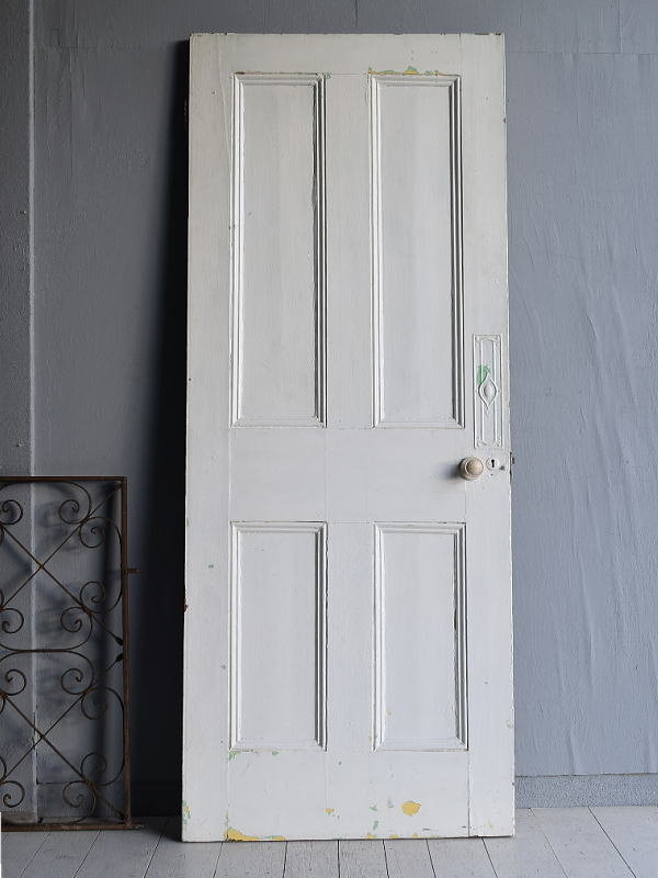 イギリス アンティーク ドア 扉 ディスプレイ 建具 7758