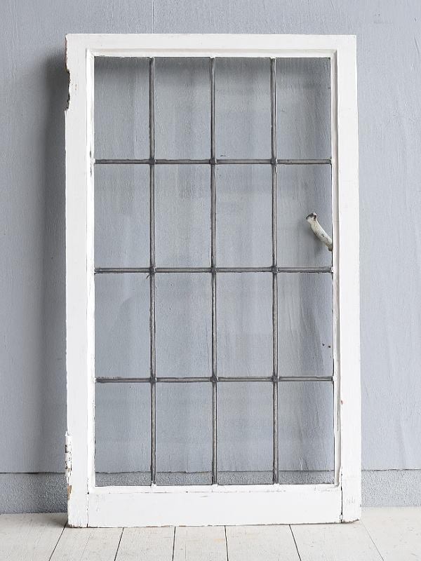 イギリス アンティーク 窓 無色透明 7763