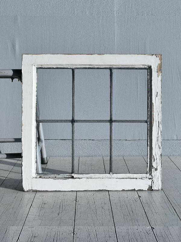 イギリス アンティーク 窓 無色透明 7774C