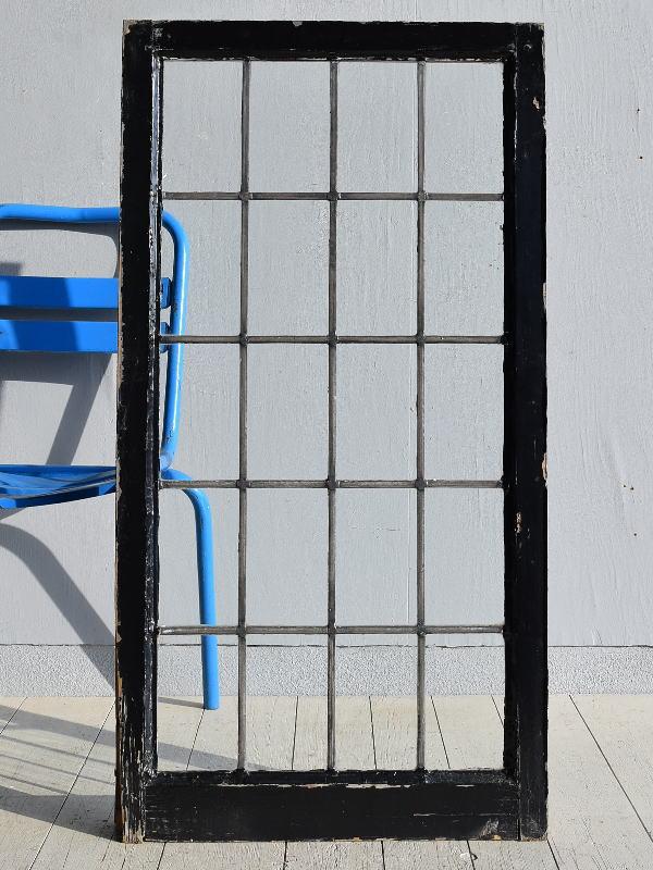 イギリス アンティーク 窓 無色透明 7819
