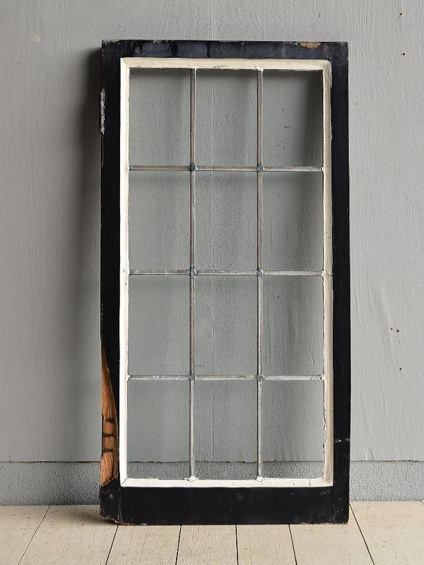 イギリス アンティーク 窓 無色透明 7821