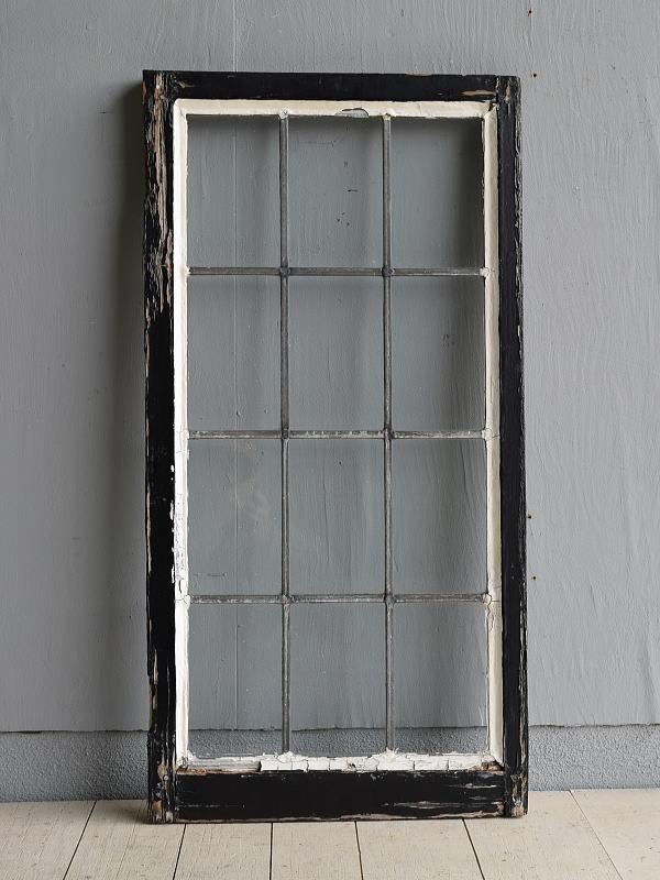 イギリス アンティーク 窓 無色透明 7822A
