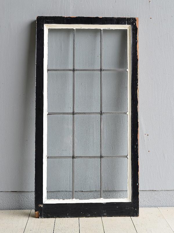 イギリス アンティーク 窓 無色透明 7822B