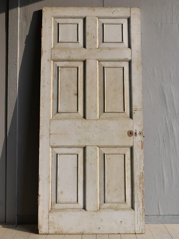イギリス アンティーク ドア 扉  建具 7859