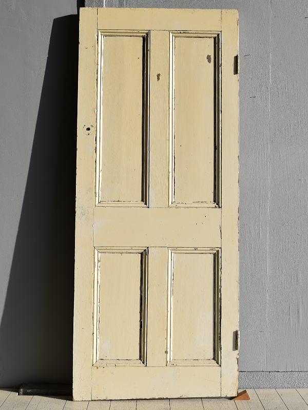 イギリス アンティーク ドア 扉 建具 7870