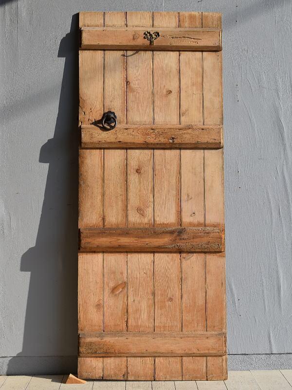 イギリス アンティーク ドア 扉 建具 7894