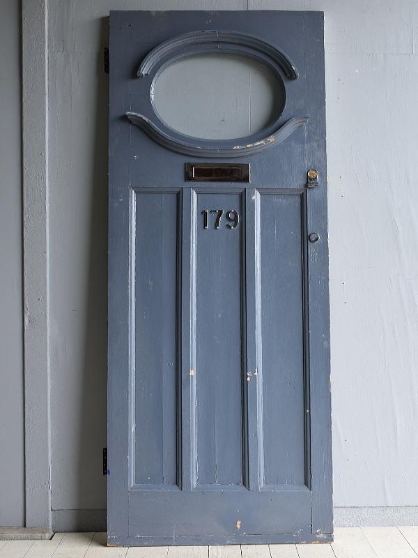 イギリス アンティーク ドア 扉 建具 7901