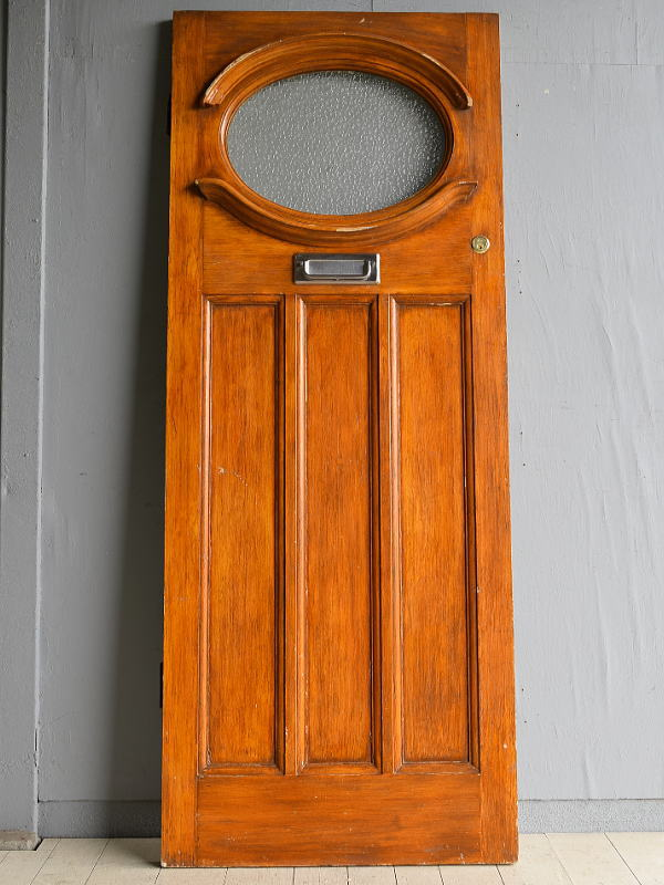 イギリス アンティーク ドア 扉 建具 7907