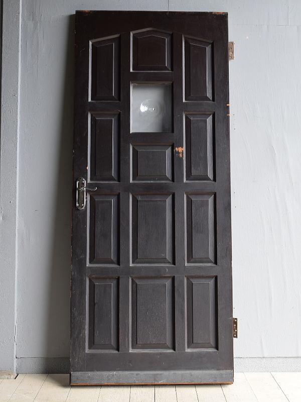 イギリス アンティーク ドア 扉 建具 7910