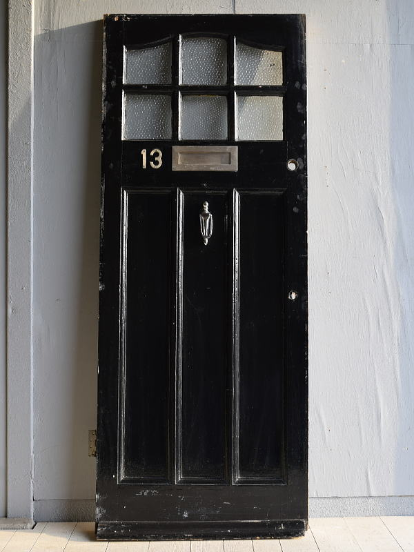イギリス アンティーク ドア 扉 建具 7918