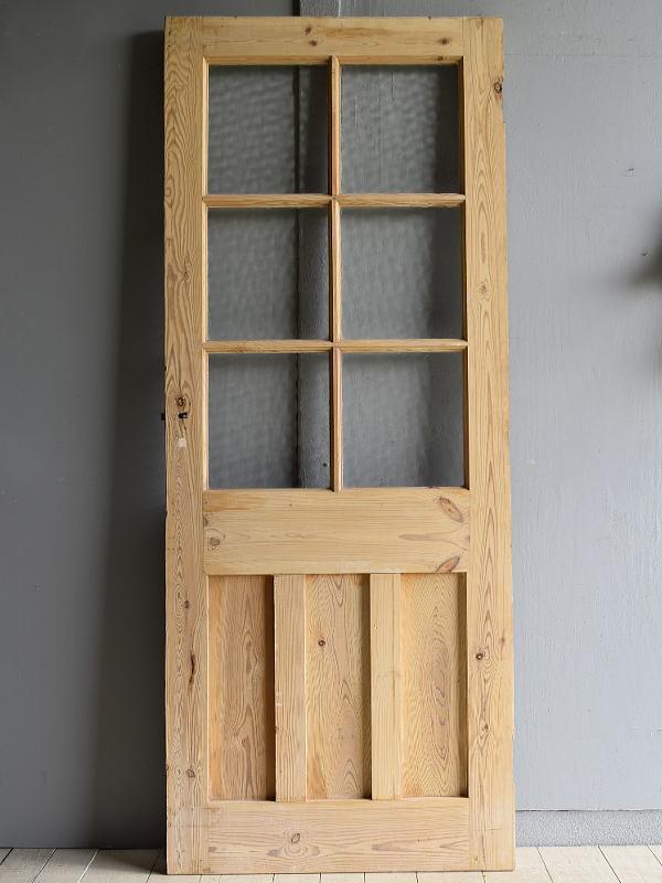 イギリス アンティーク ドア 扉 建具 7938