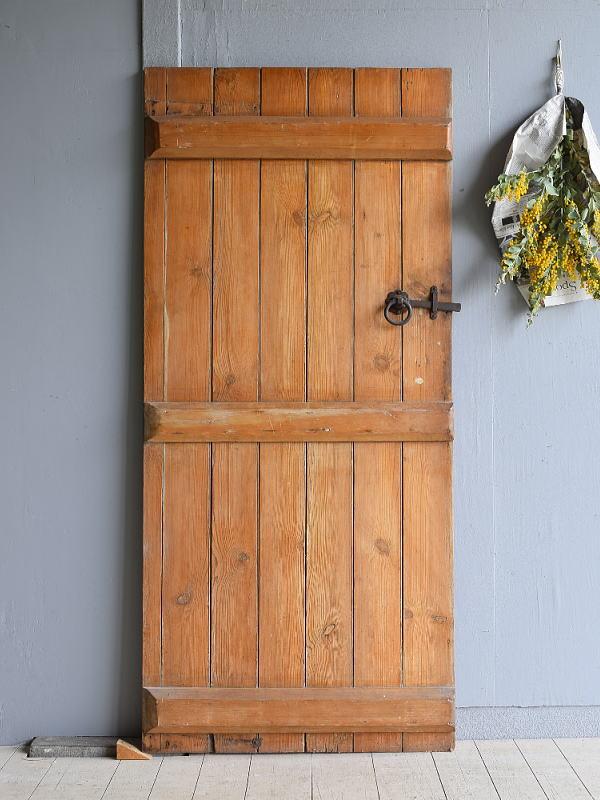 イギリス アンティーク ドア 扉 建具 7940