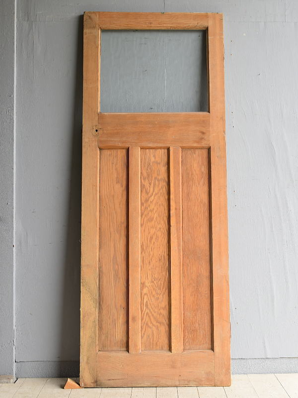 イギリス アンティーク ドア 扉 建具 7957