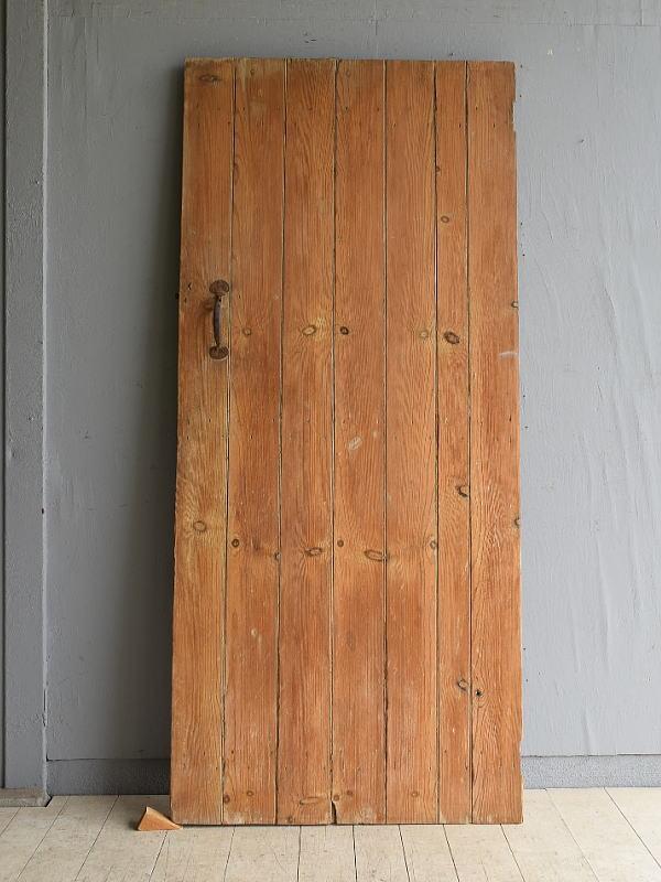 イギリス アンティーク ガラス ドア 扉 ディスプレイ 建具 7967