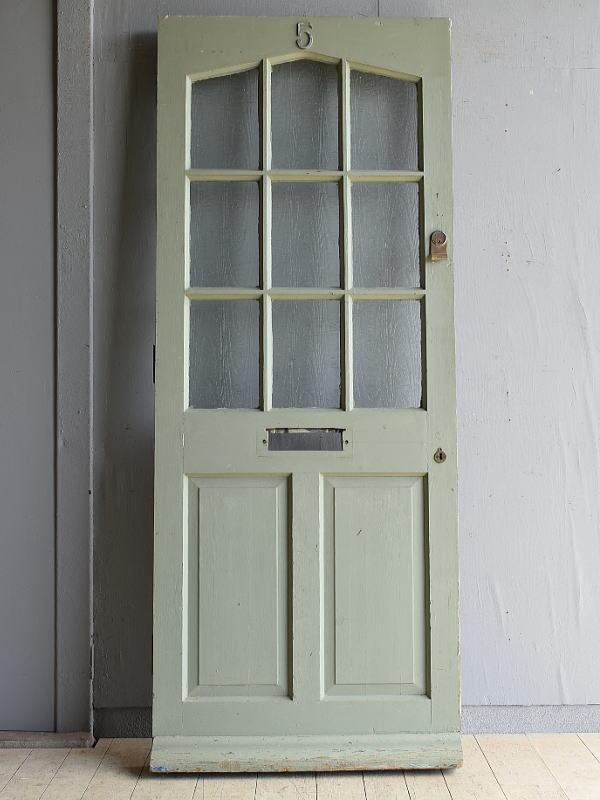 イギリス アンティーク ドア 扉 建具 8024