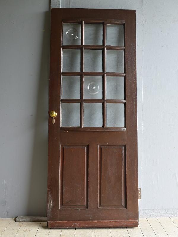 イギリス アンティーク ドア 扉 建具 8067