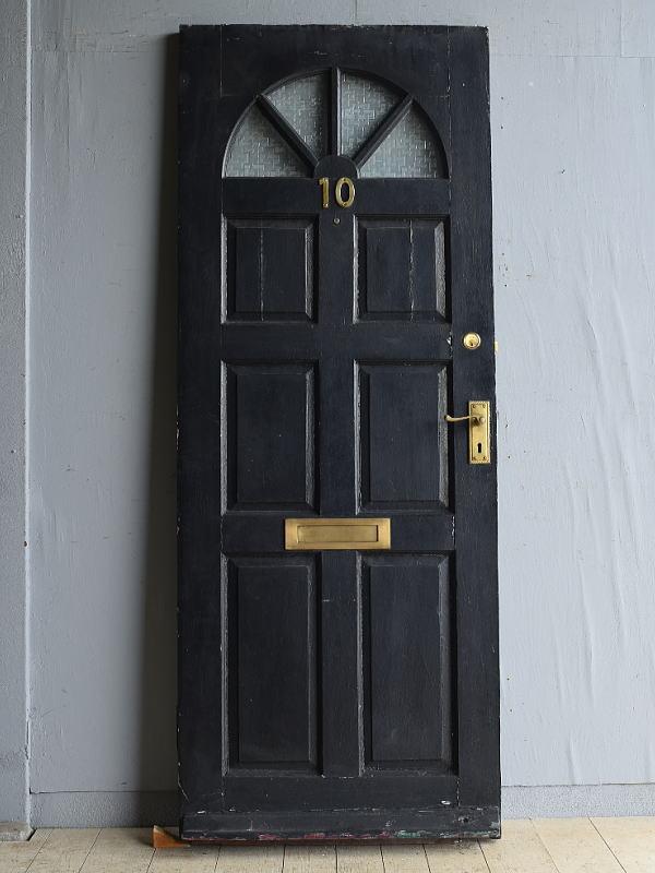 イギリス アンティーク ドア 扉 建具 8071