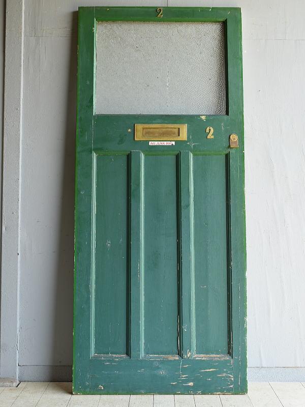 イギリス アンティーク ドア 扉 建具 8079