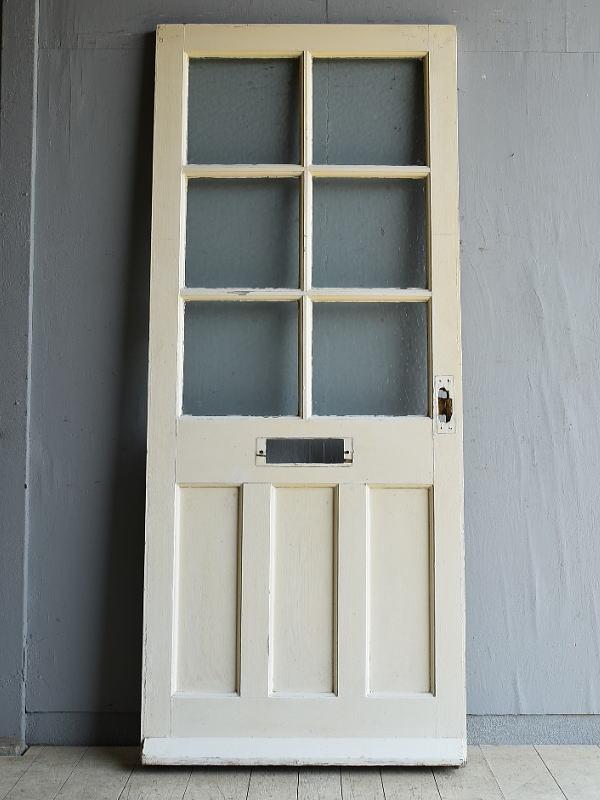 イギリス アンティーク ドア 扉 建具 8085