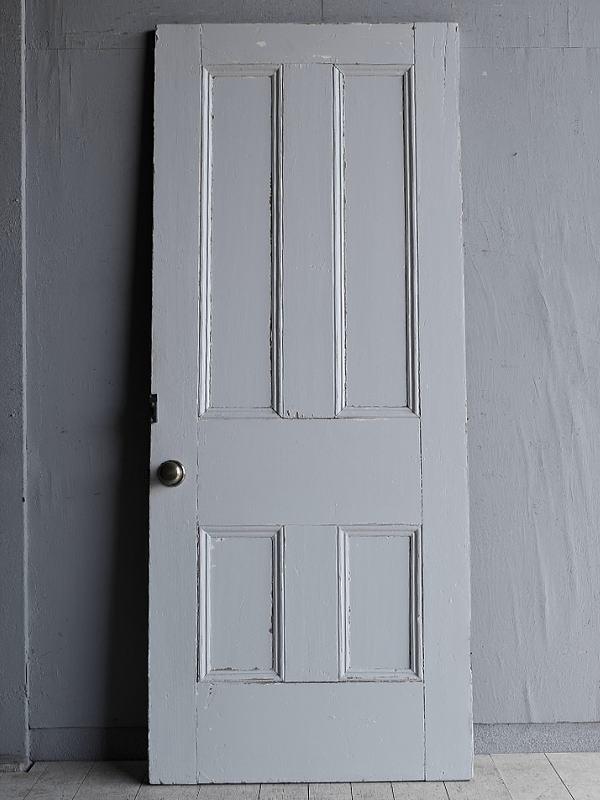 イギリス アンティーク ドア 扉 建具 8107