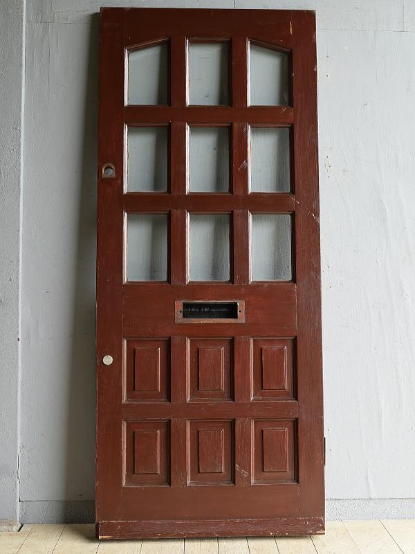 イギリス アンティーク ドア 扉 建具 8116
