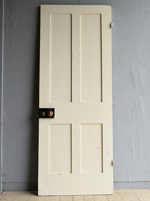イギリス アンティーク ドア 扉 建具 8125