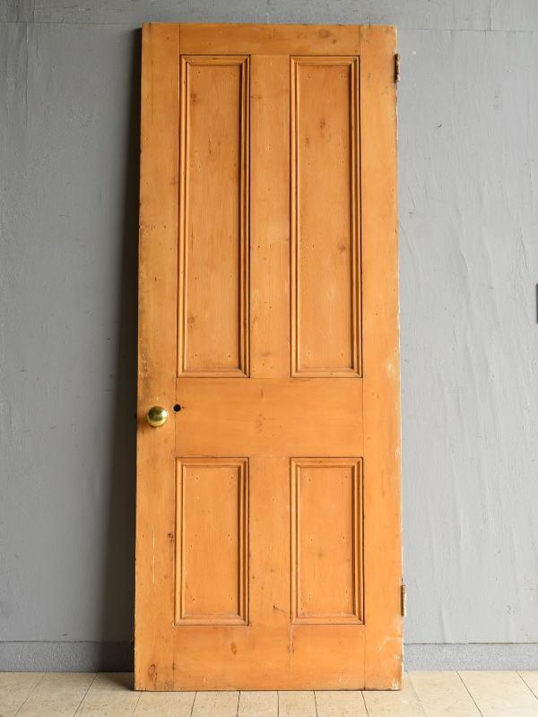 イギリス アンティーク オールドパイン ドア 扉 9590