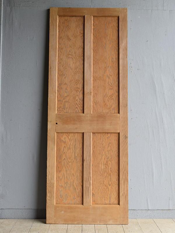 イギリス アンティーク パイン ドア 扉 建具 8132