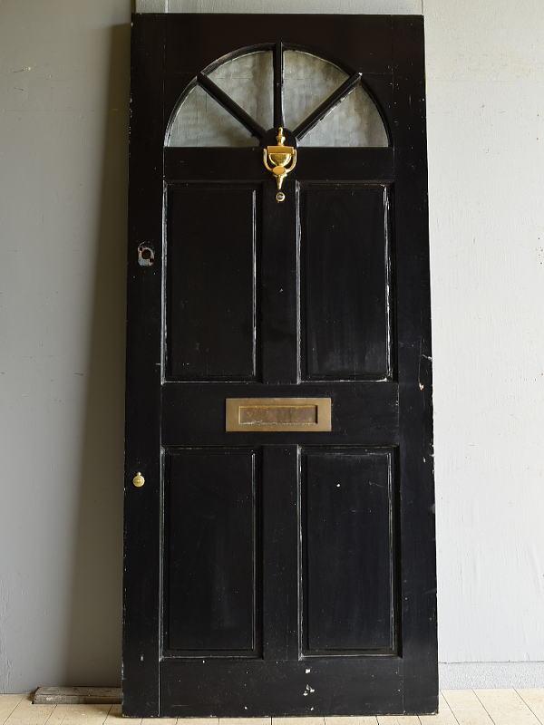イギリス アンティーク ドア 扉 建具 8137