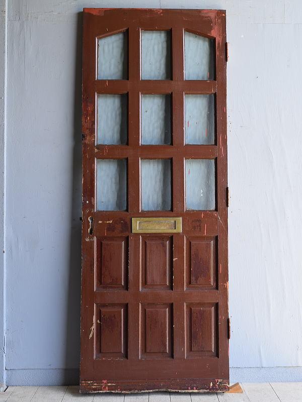 イギリス アンティーク ドア 扉 建具 8141