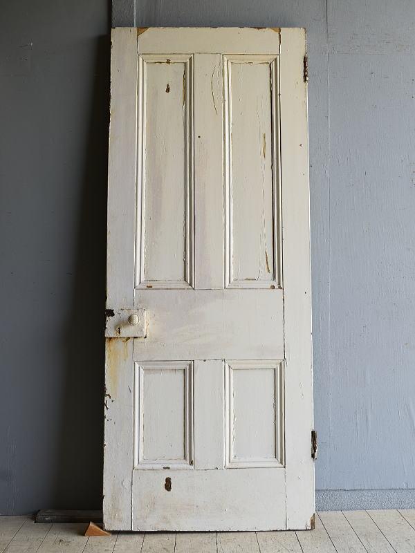 イギリス アンティーク ドア 扉 建具 8144