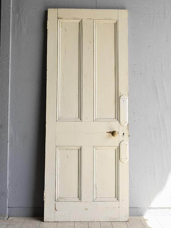イギリス アンティーク ドア 扉 建具 8145