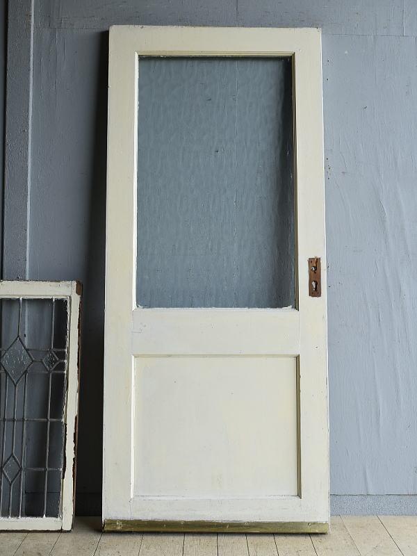 イギリス アンティーク ドア 扉 建具 8167