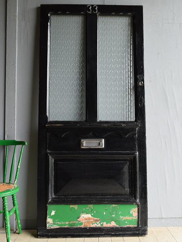 イギリス アンティーク ドア 扉 建具 8182