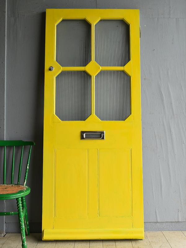 イギリス アンティーク ドア 扉 建具 8185