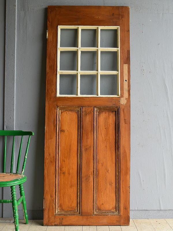 イギリス アンティーク ドア 扉 建具 8192