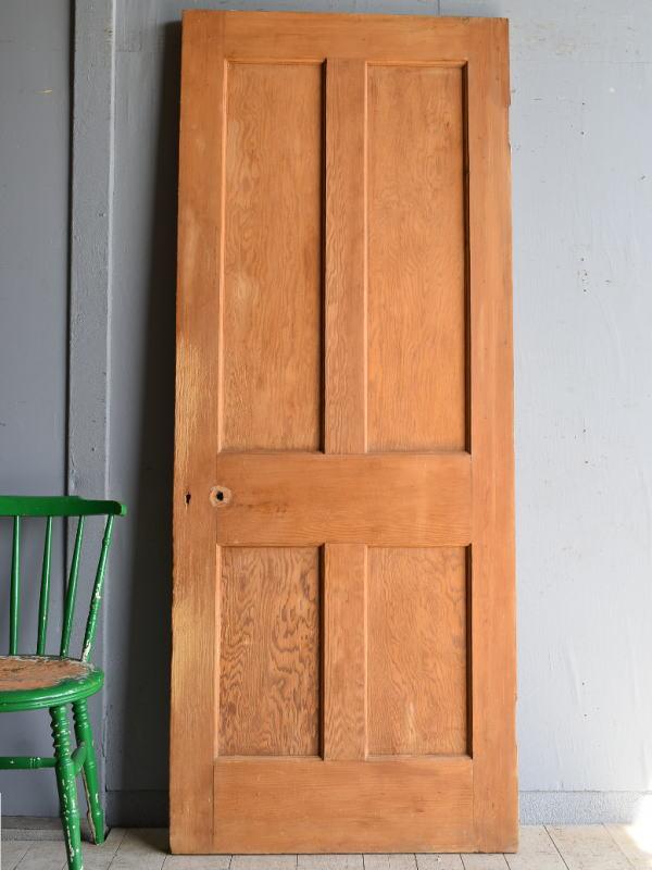 イギリス アンティーク パイン ドア 扉 建具 8194